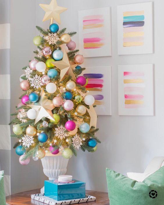 decoração de natal 2020