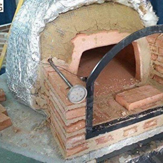 Como fazer forno à lenha
