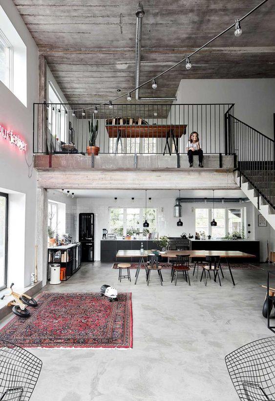 projeto de loft
