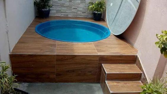 Piscina de caixa d'água