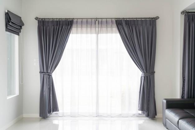 instalar cortina sem fazer sujeira