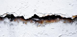 reparo em rachaduras na parede