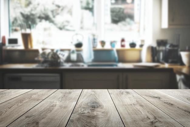 como reformar uma mesa de madeira