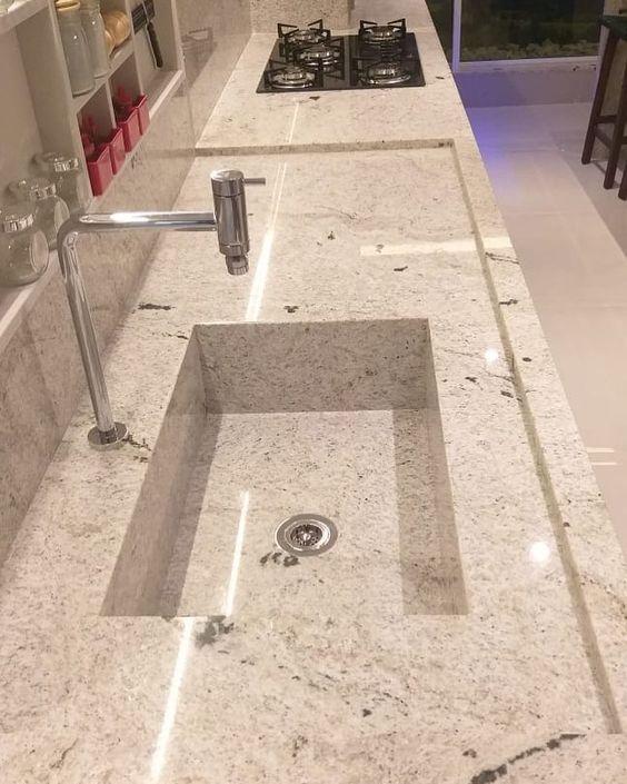diferença entre mármore e granito