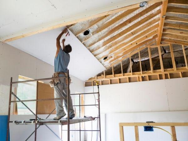 Iluminação para drywall