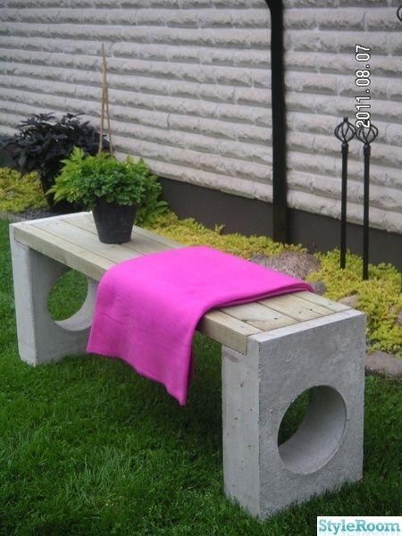 banco pre moldado concreto